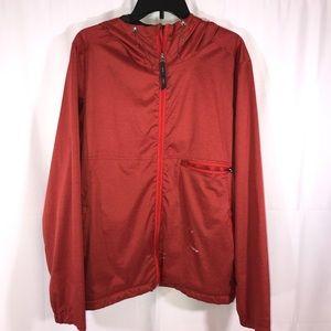 Prana Burnt orange jacket large